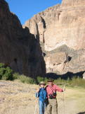 Boquilas Canyon