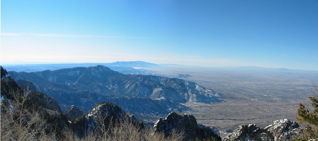 Sandia Crest, New Mexico