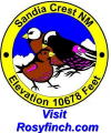 **3New Mexico RosyFinches